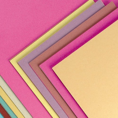 100-A4-Sheets-Assorted-Colours-Sugar-Paper-Kids-Art-Craft-Activities-Collage-100gsm-Pack-of-100-0
