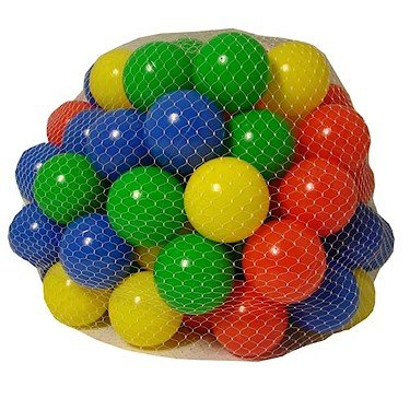 100-Multi-Coloured-Play-Balls-0
