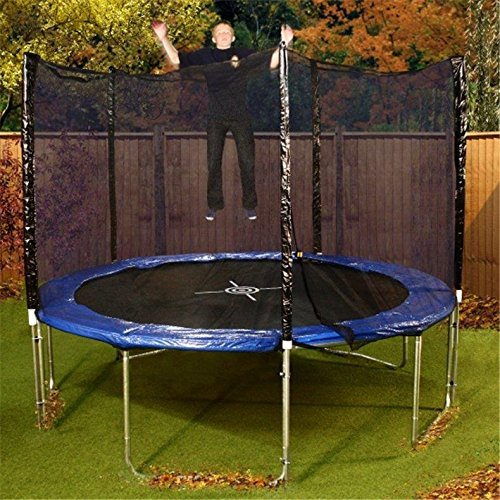 10FT-Trampoline-With-FREE-Safety-Net-Enclosure-and-Rain-Cover-0