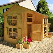 10x8-Mad-Dash-Annex-Log-Cabin-19mm-Wooden-Playhouse-0-1