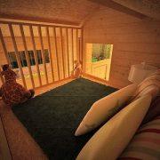 10x8-Mad-Dash-Annex-Log-Cabin-19mm-Wooden-Playhouse-0-3