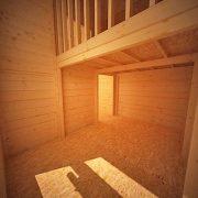10x8-Mad-Dash-Annex-Log-Cabin-19mm-Wooden-Playhouse-0-4
