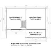 10x8-Mad-Dash-Annex-Log-Cabin-19mm-Wooden-Playhouse-0-5