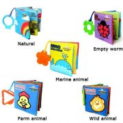 1pc-Intelligence-Development-Cloth-Cognition-Book-Learning-Activity-Toys-for-Kids-Baby-Farm-Animal-0-1