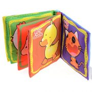 1pc-Intelligence-Development-Cloth-Cognition-Book-Learning-Activity-Toys-for-Kids-Baby-Farm-Animal-0-8