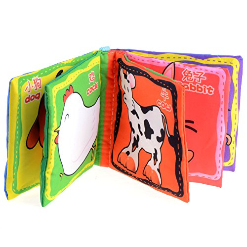 1pc-Intelligence-Development-Cloth-Cognition-Book-Learning-Activity-Toys-for-Kids-Baby-Farm-Animal-0