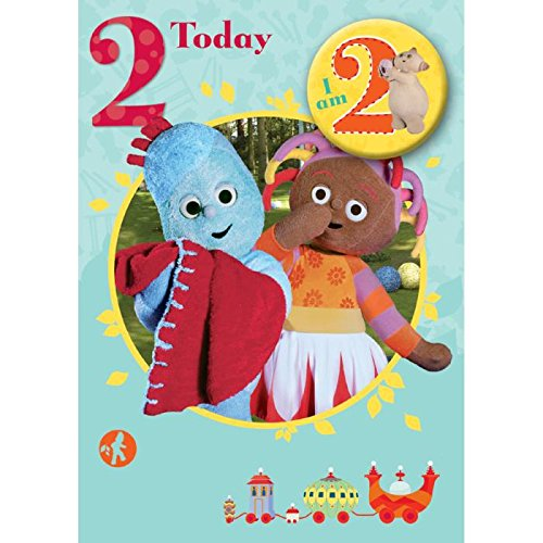 2-Today-In-The-Night-Garden-2nd-Birthday-Badged-Card-0