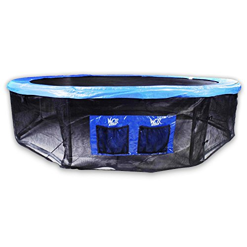 6FT-8FT-10FT-12FT-14FT16FT-Trampoline-Base-Skirt-Safety-Net-Enclosure-Surround-0