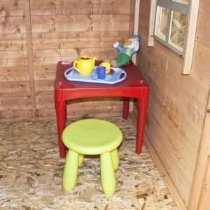 7x5-Wooden-Honeypot-Poppy-Tower-Playhouse-with-Slide-EN71-Safety-Tested-Shiplap-Cladding-By-Waltons-0-1
