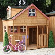 7x7-Wooden-Dorma-Playhouse-EN71-Safety-Tested-Shiplap-Cladding-Roof-Felt-By-Waltons-0