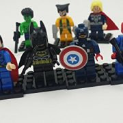 8-Pcs-SUPER-HEROES-MINI-FIGURES-FULL-SET-OF-8-MINI-ACTION-FIGURES-BUILDING-TOY-GIFT-SUPERMAN-CAPTAIN-AMERICA-WOLVERINE-BATMAN-IRONMAN-THOR-HULK-SPIDERMAN-0-0