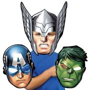 8x-Avengers-Paper-Party-Masks-Thor-The-Hulk-Captain-America-Super-Hero-Superheroes-Card-Birthday-Favours-0-3