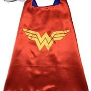 AMESON-Superhero-or-Princess-Cape-Mask-Set-Kids-Childrens-Halloween-Costume-0-2