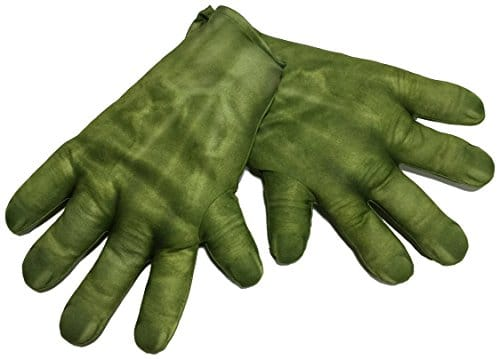 AVENGERS-AGE-OF-ULTRON-Hulk-Gloves-Kids-Accessory-0