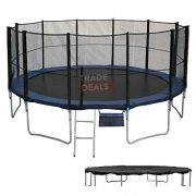 ActivePlus--6810121416-FT-Foot-Trampoline-With-FREE-Safety-Net-Enclosure-Ladder-Rain-Cover-Shoe-Bag-0-1