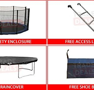 ActivePlus--6810121416-FT-Foot-Trampoline-With-FREE-Safety-Net-Enclosure-Ladder-Rain-Cover-Shoe-Bag-0-3