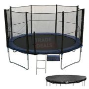 ActivePlus--6810121416-FT-Foot-Trampoline-With-FREE-Safety-Net-Enclosure-Ladder-Rain-Cover-Shoe-Bag-12-Foot-0