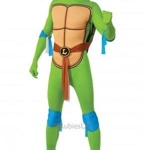 Adults-Rubies-New-Leonardo-TMNT-Teenage-Mutant-Ninja-Turtles-2nd-Skin-Fancy-Dress-Costume-0