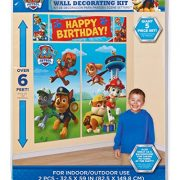 Amscan-International-Paw-Patrol-Scene-Setters-Wall-Decorating-Kit-0-0