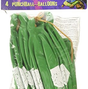 Amscan-Teenage-Mutant-Ninja-Turtles-4-Punchball-Balloons-0