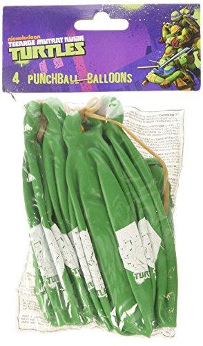 Amscan-Teenage-Mutant-Ninja-Turtles-4-Punchball-Balloons-0