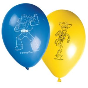 Amscan-Toy-Story-3-Balloon-Pack-of-8-0