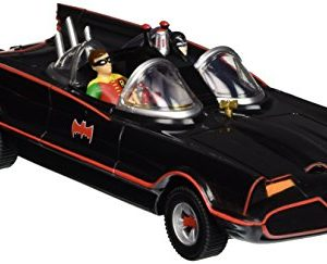 BATMAN-CLASSIC-TV-SERIES-BATMOBILE-WITH-BENDABLE-FIGURES-0