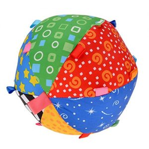 Baby-Toys-Development-Toy-Bell-Ring-Ball-Educational-Sensory-Sport-Ball-0