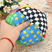 Baby-Toys-Development-Toy-Bell-Ring-Ball-Educational-Sensory-Sport-Ball-0-4