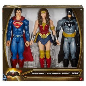 Batman-v-Superman-12-inch-Superman-Wonder-Woman-Batman-Action-Figure-Set-0