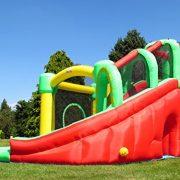 BeBop-8-in-1-Bouncy-Castle-with-Electric-Blower-Fan-100-FREE-Playballs-0-2