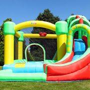 BeBop-8-in-1-Bouncy-Castle-with-Electric-Blower-Fan-100-FREE-Playballs-0-3
