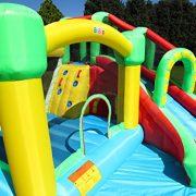 BeBop-8-in-1-Bouncy-Castle-with-Electric-Blower-Fan-100-FREE-Playballs-0-4