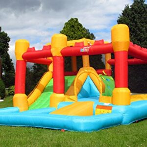 BeBop-Fortress-Bouncy-Castle-0