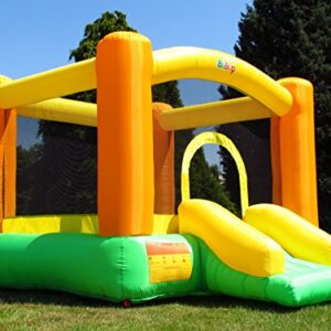 BeBop-Grasshopper-Bouncy-Castle-0