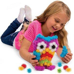 Bebamour-400pcs1Kit-Mega-Pack-Construction-Toy-Set-Kids-Art-Craft-Refills-Pet-Bug-Toy-Bundle-0
