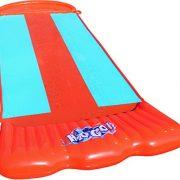 Bestway-55-m-H2O-Go-Triple-Slider-Water-Slide-OrangeBlue-0-0