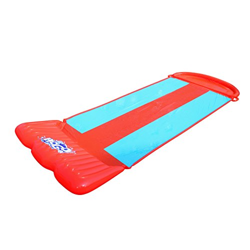 Bestway-55-m-H2O-Go-Triple-Slider-Water-Slide-OrangeBlue-0
