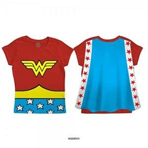 Bioworld-Merchandising-Independent-Sales-Womens-Toddler-Wonder-Woman-Cape-T-Shirt-0