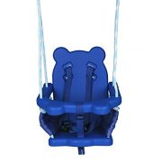 Blue-Folding-Swing-Outdoor-Indoor-Swing-Toddler-Garden-Baby-Swing-Nursery-Swing-with-safety-seat-for-babychirldrens-Gift-0-3