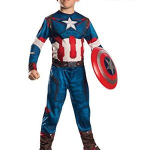 Boys-Captain-America-Age-Of-Ultron-Fancy-Dress-Childs-Avengers-Marvel-Costume-0