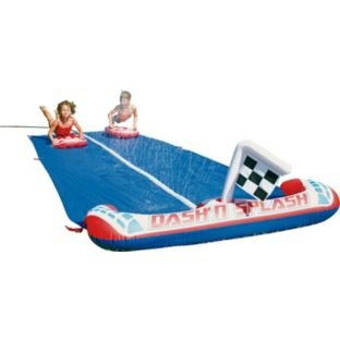 Chad-Valley-Dash-and-Splash-Inflatable-Water-Slide-0