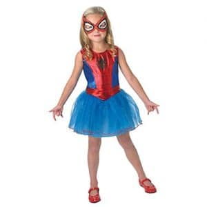 Child-Girls-Marvel-Spidergirl-Ultimate-Spiderman-Costume-For-Girls-0