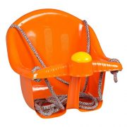 Childrens-Childs-Toddler-Adjustable-Outdoor-Garden-Rope-Safety-Safe-Swing-Seat-0-0