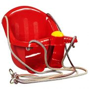 Childrens-Childs-Toddler-Adjustable-Outdoor-Garden-Rope-Safety-Safe-Swing-Seat-0-1