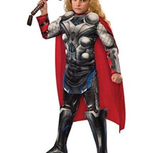 Childrens-Deluxe-Costume-Thor-Rubies-Marvel-Avengers-Age-Of-Ultron-Fancy-Dress-0