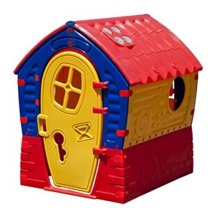 Childrens-Garden-Dreamhouse-Summer-OutdoorIndoor-Playhouse-0
