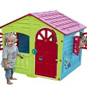 Childrens-Indoor-Outdoor-Summer-Garden-House-Of-Fun-Kids-Happy-Playhouse-0-1