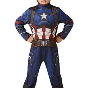 Childs-Rubies-Marvel-Classic-Captain-America-Civil-War-New-Fancy-Dress-Costume-0