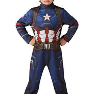 Childs-Rubies-Marvel-Classic-Captain-America-Civil-War-New-Fancy-Dress-Costume-0